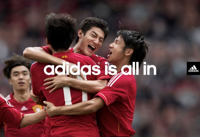 Client: Adidas Football  gallery
