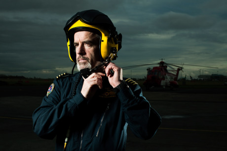 Alan Gallagher - Coast Guard Winchman and Winch Operator  gallery