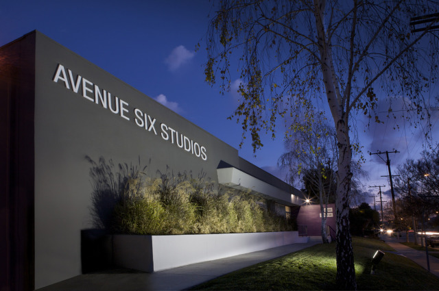 Title: Avenue Six Studios gallery