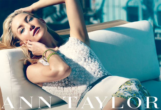 Client: Anne Taylor 2013 Spring Campaign gallery