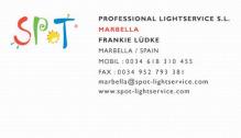 spot professional lightservice