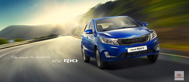 Kia Rio New / Day gallery