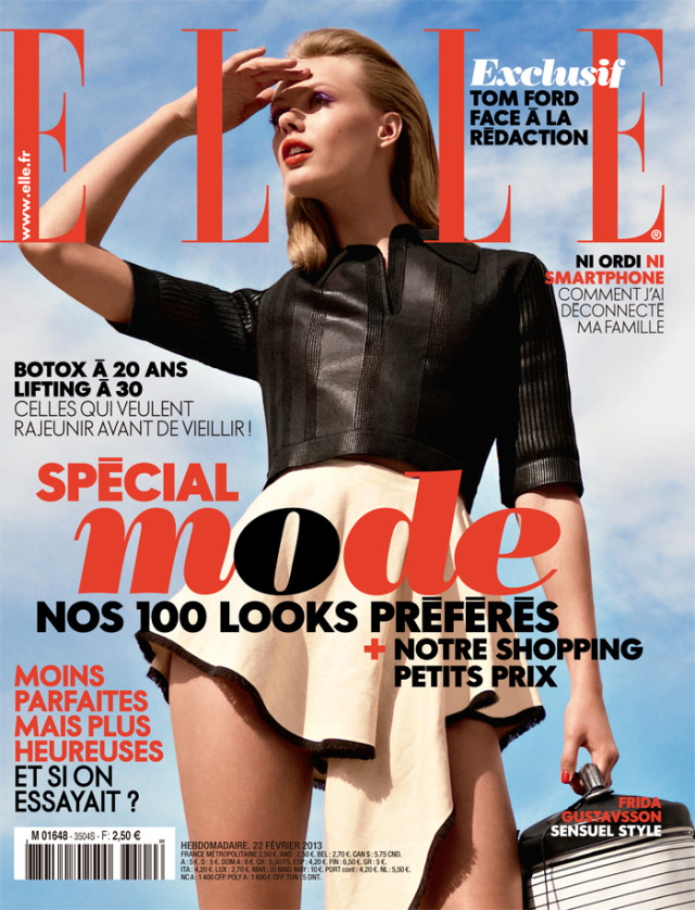 Elle France/  Carter Smith gallery