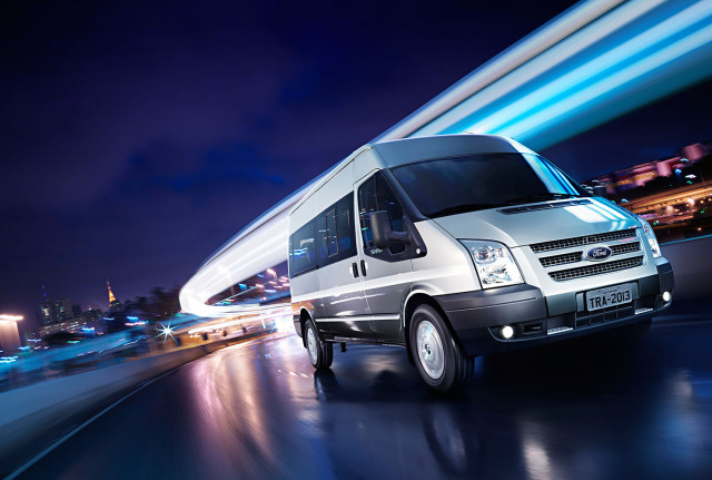 Ford Transit gallery
