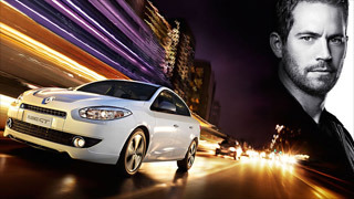 Renault Fluence Making Of - with Paul Walker gallery