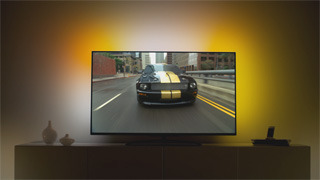 Campaign: Philips Ambilight gallery