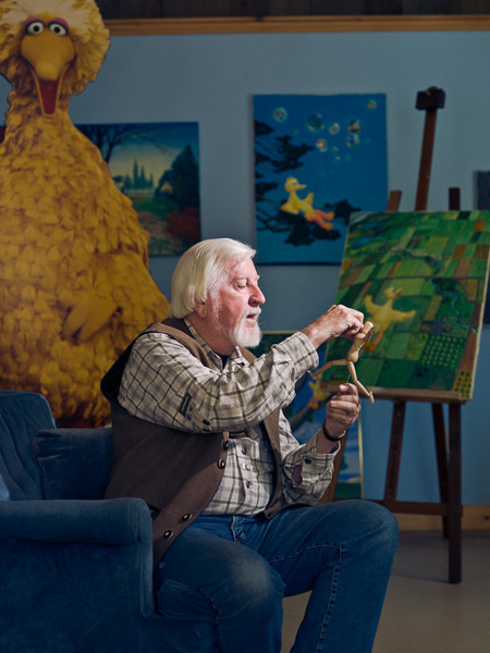 Caroll Spinney - Big Bird of Sesame Street gallery