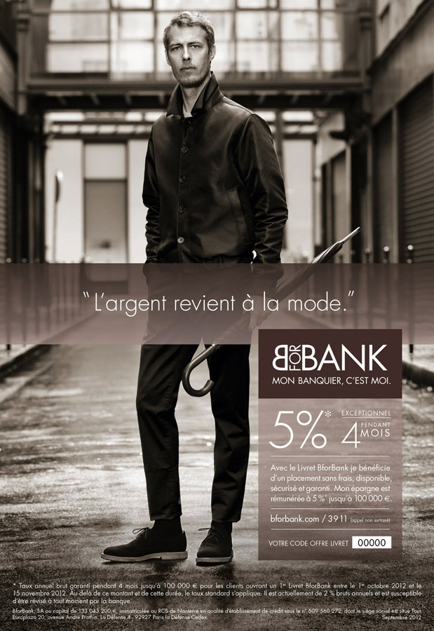 Client: BforBANK  gallery