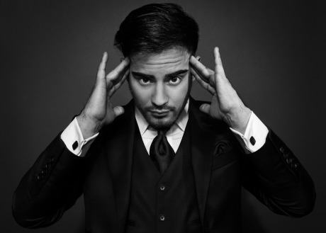 Freddie Serrano, magician and illusionist gallery