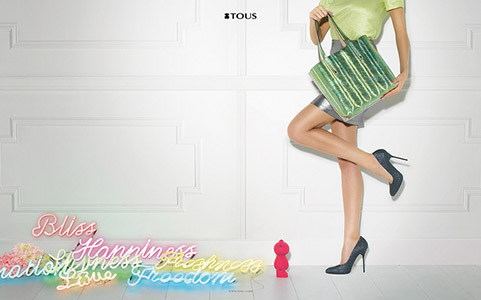 Tous bags SS 13 gallery