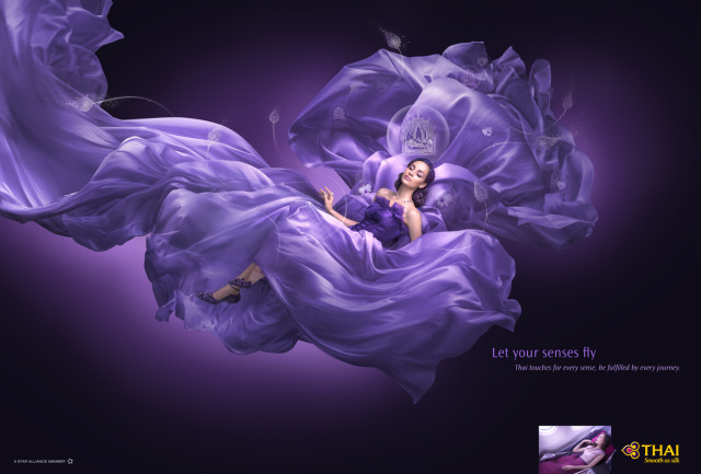 Client: Thai Airways gallery