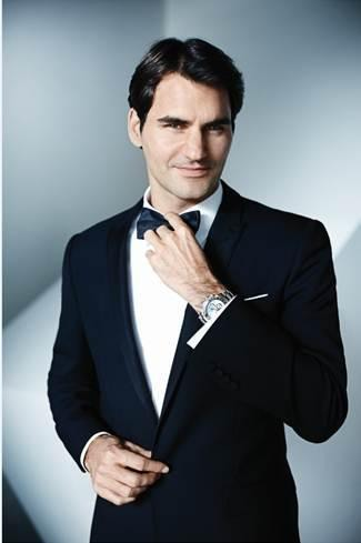 Campaign: Roger Federer for Rolex 2013 gallery