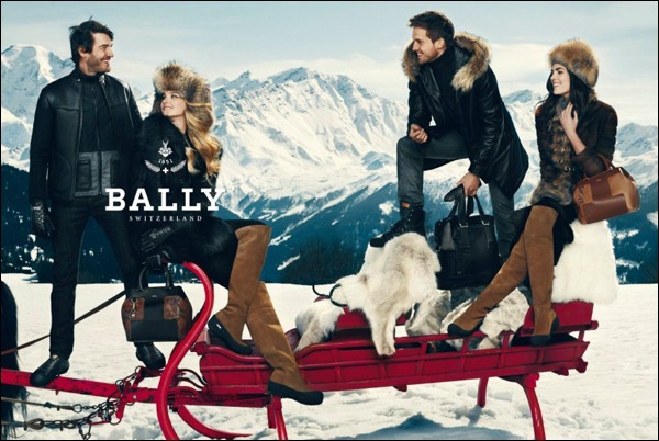 Client: BALLY gallery