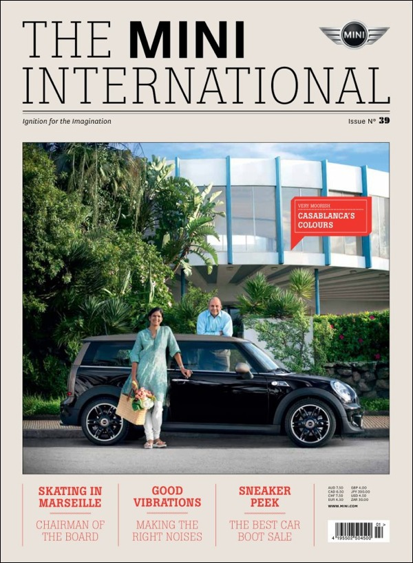 Client: MINI for MINI magazine gallery