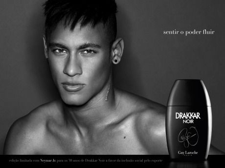 Photographer: Jean-Baptiste Mondino for Drakkar Noir by Neymar Jr. gallery