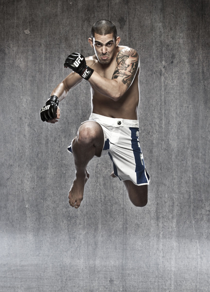 UFC's Lev Magan gallery