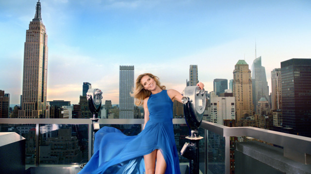 Heidi Klum for Schwarzkopf Taft Ultra 'New York New York' gallery