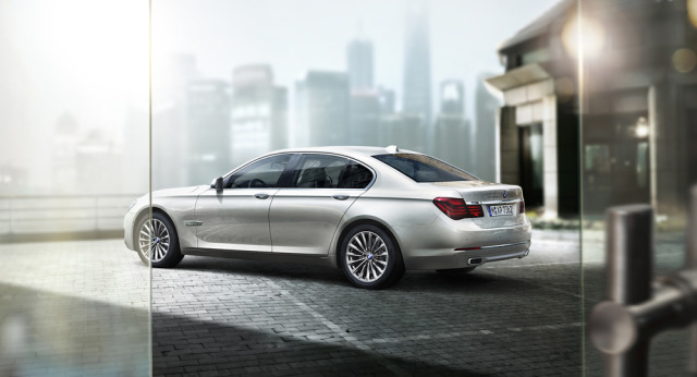 Hubertus Hamm for BMW 7 Series gallery