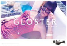 Client: Gloster gallery