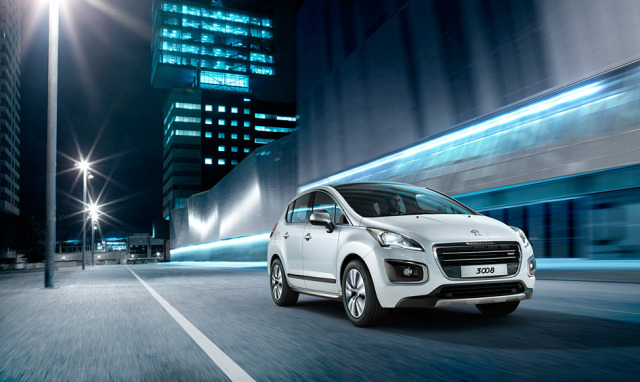 Peugeot 3008 Campaign gallery