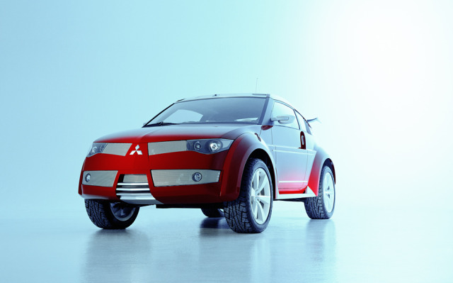 Mitsubishi Concept Rally gallery