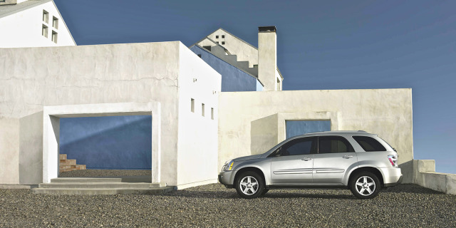 Chevrolet Equinox gallery