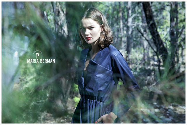 Maria Berman - Fall/Winter 2013/14    gallery