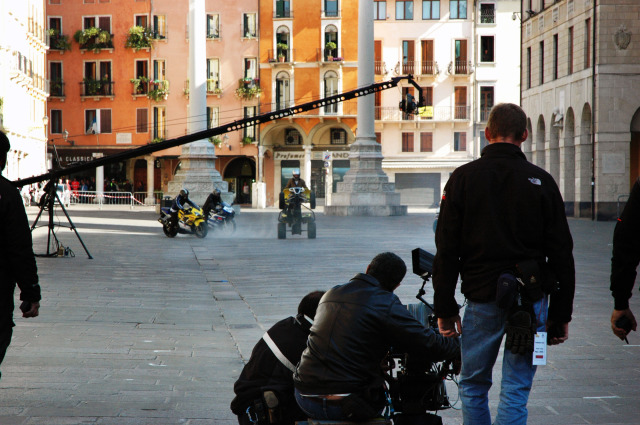 Location: Italy -Backstage gallery