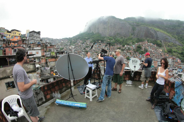 Production: Five Corners at Rocinha - Brazil gallery