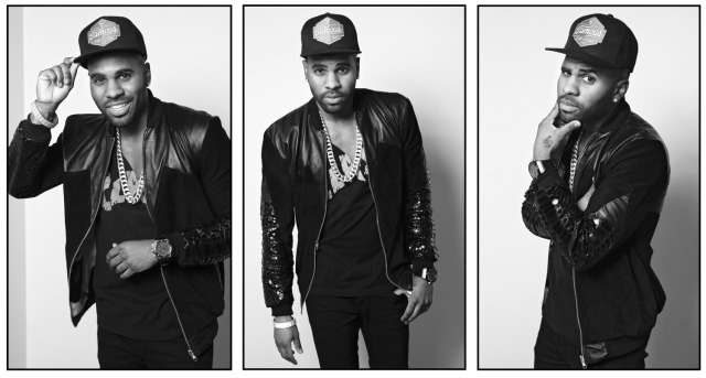Singer Jason Derulo in NYC for MTV Networks gallery