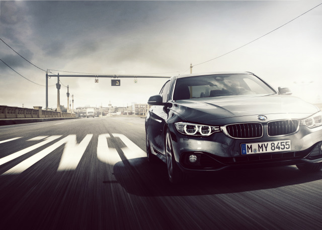 Client: BMW Magazine gallery