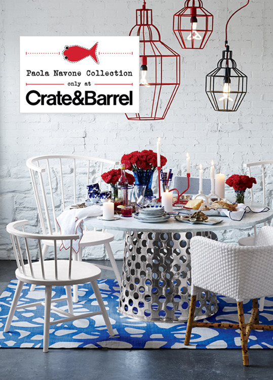 Client: Crate & Barrel gallery