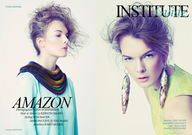 Client: Amazon InstituteMag gallery