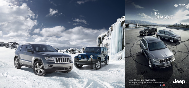 Client: Jeep gallery