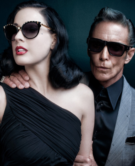 Photographer: Lionel Deluy for Dita Eyewear gallery