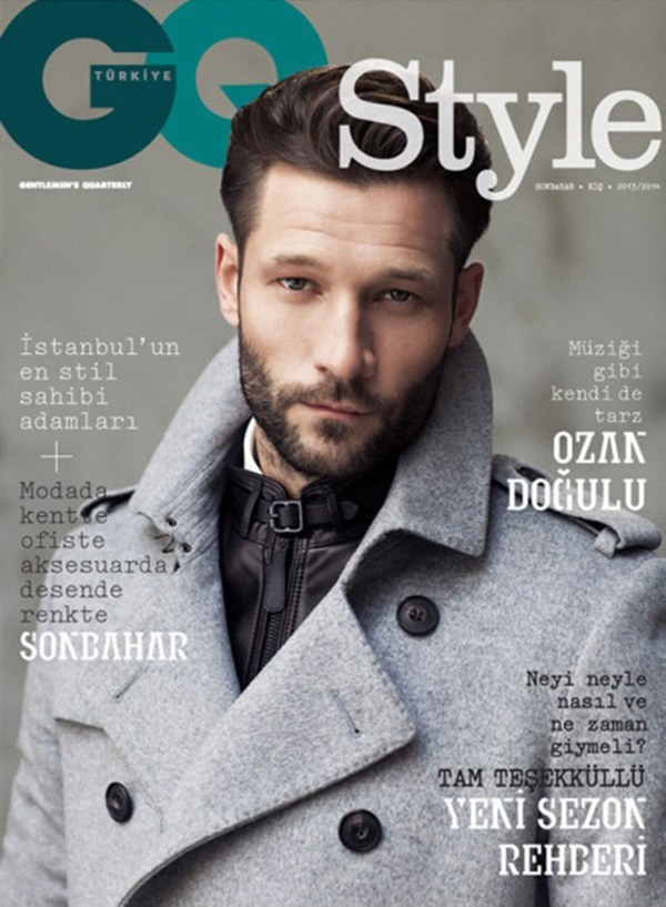 Magazine: GQ Style Turkey gallery