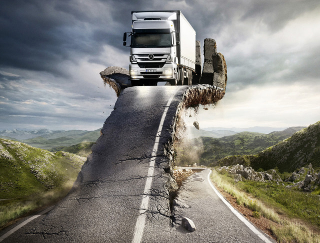 Client: Mercedes- Benz Trucks  gallery