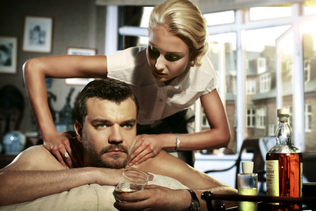 Actor Pilou Asbaek for Euroman gallery