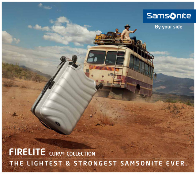 Client: Samsonite gallery