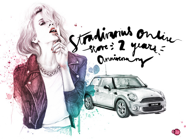 Illustration: Esra Roise gallery