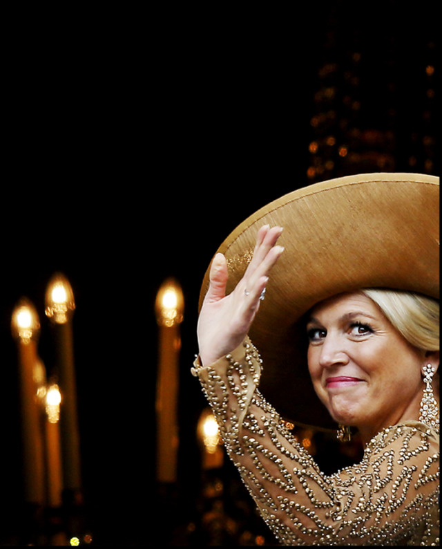 Maxima, Queen of the Netherlands gallery