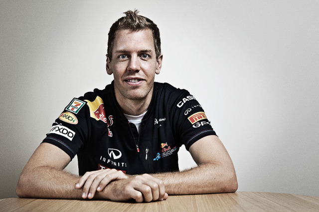 F1 World Champion Sebastian Vettel gallery