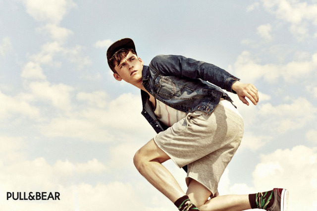 Campaign: Pull & Bear 2014 S/S  gallery