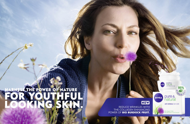 Client: Nivea Campaign for Pure and Natural gallery