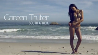 Careen Truter: SA Swimsuit Model Search Winner  gallery