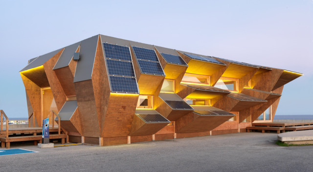 Endesa Pavillion - Barcelona, Spain - Architects: IAAC gallery