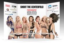 shoot the centerfold