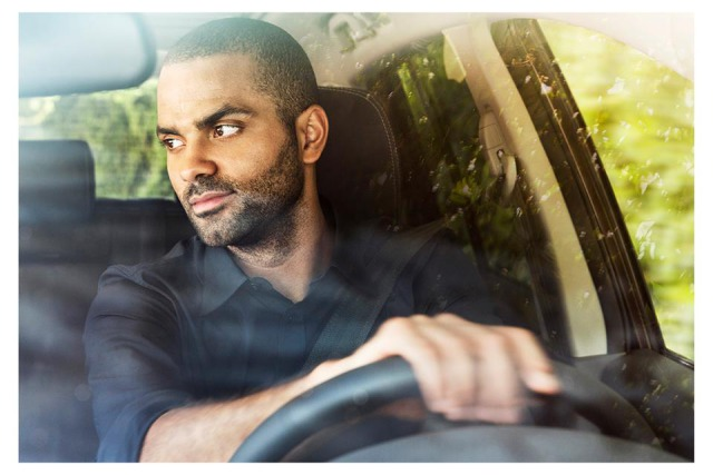 Tony Parker for Renault Koleos gallery