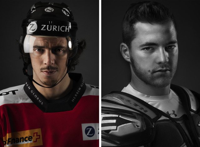Swiss National Hockey Team with Standins gallery