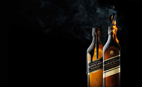 Client: Johnnie Walker gallery